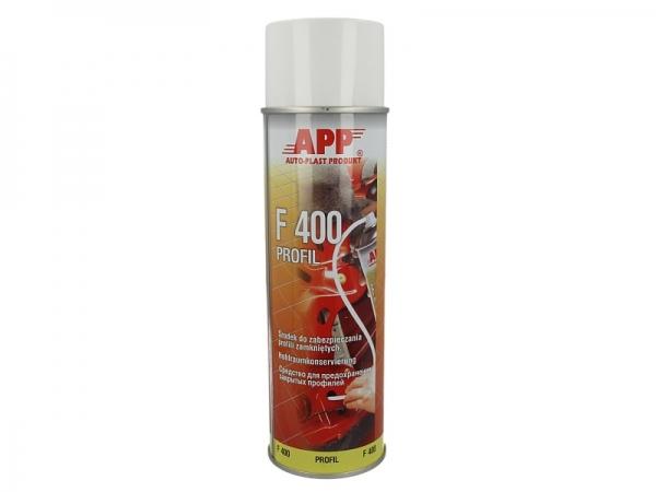Spray impotriva coroziunii protectie profile transparent F 400 [0]