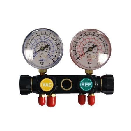 Manometru verificare etanseitate sistem climatizare agent frigorific 1234yf [0]