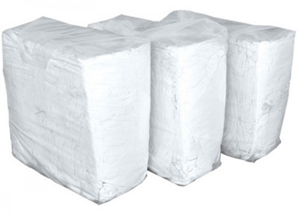 Laveta bumbac alb 10kg comprimant [0]