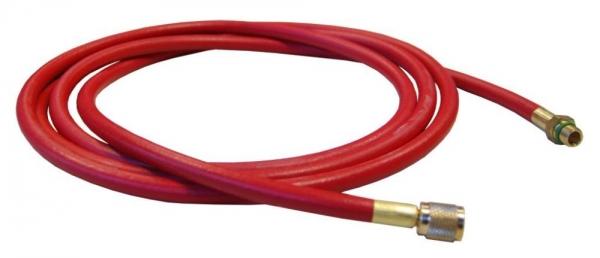 Cablu  furtun sistem climatizare aparatele clima 2.5 m rosu presune inalta HP 0