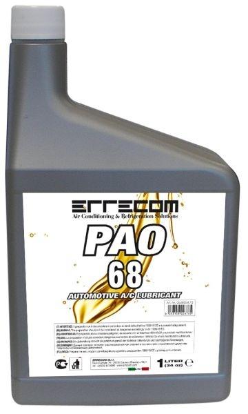 Ulei refrigerant sistem climatizare  PAG OIL 68 cu solutie UV 1 litru 0