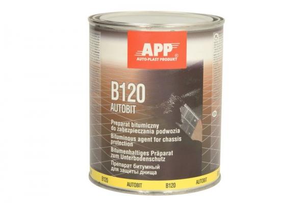 Masa bitumoasa sasiu B210 protectie sasiu 1.3kg [0]