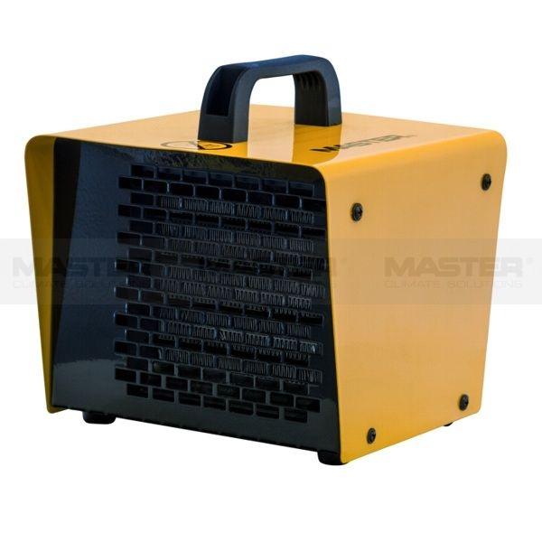 Aeroterma electrica 1/2 kW 230V debit de aer 97 m3 / h [0]