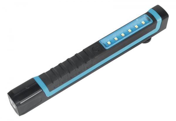Lampa service LED LED 6 SMD + 1 cu baterii AAA [0]