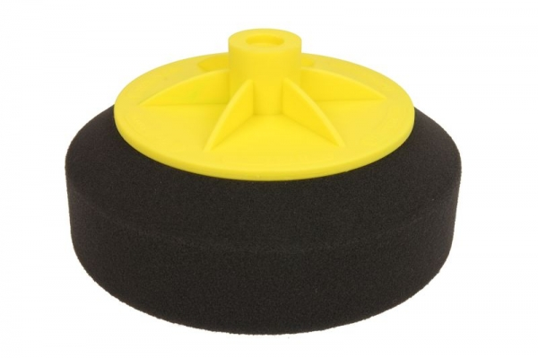 Burete abraziv spuma moale negru lustruit M14 [0]