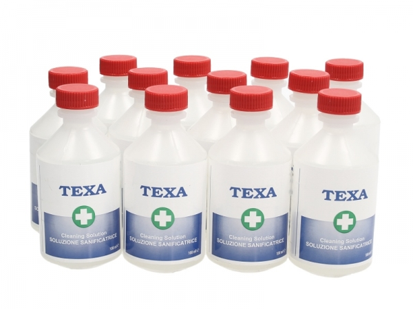 Set 12 bidonase agent dezinfectant Texa Air + / Mist Magneti Marelli 0