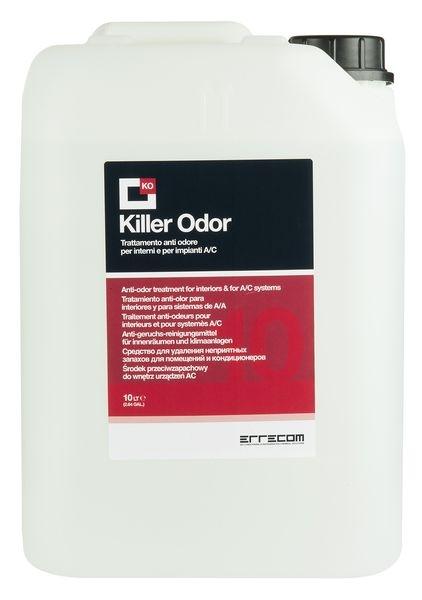 Solutie indepartare mirosuri igienizare habitaclu dispozitiv ultrasunete ERRECOM KILLER ODOR 120 ml [0]