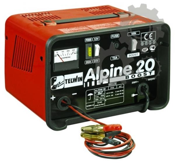 Redresor curent 12 24 V Telwin Alpine 20 0