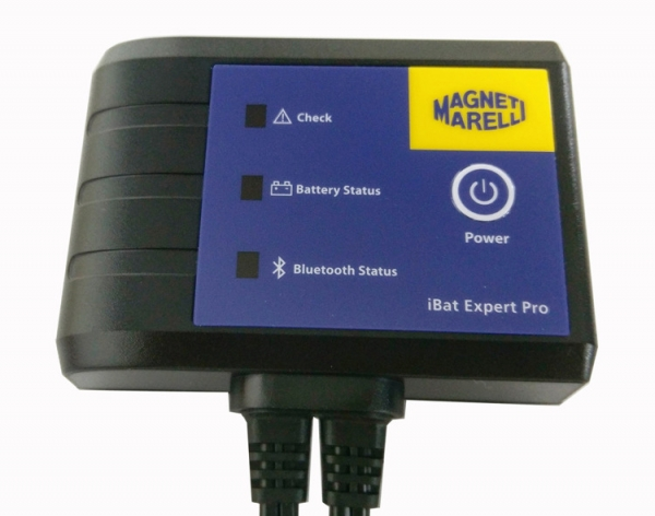Tester baterie Magneti Marelli iBat Expert Pro [0]