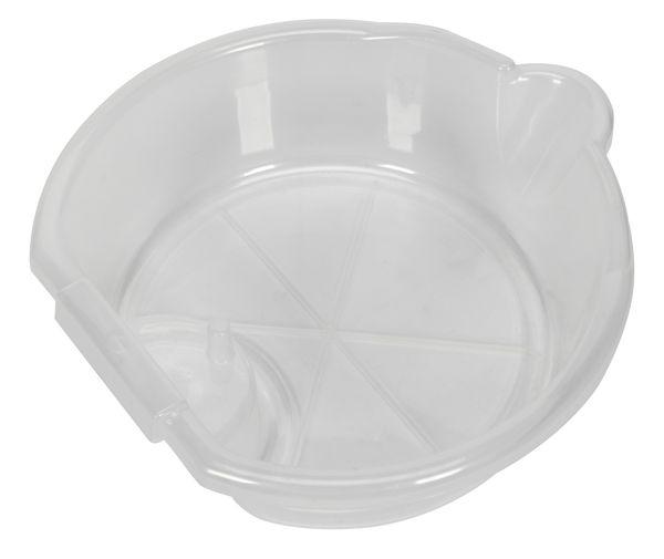 Recipient transparent colectare ulei uzat 300x100 mm 4.5 litri [0]