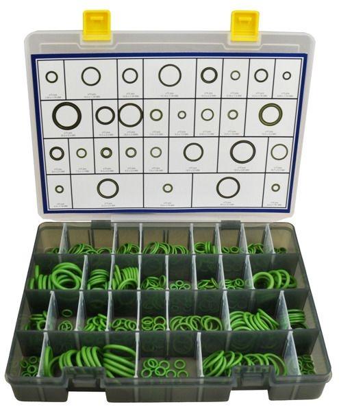 Set 435 bucati oringuri speciale AC 29 tipuri sistem climatizare aer conditionat Magneti Marelli 0