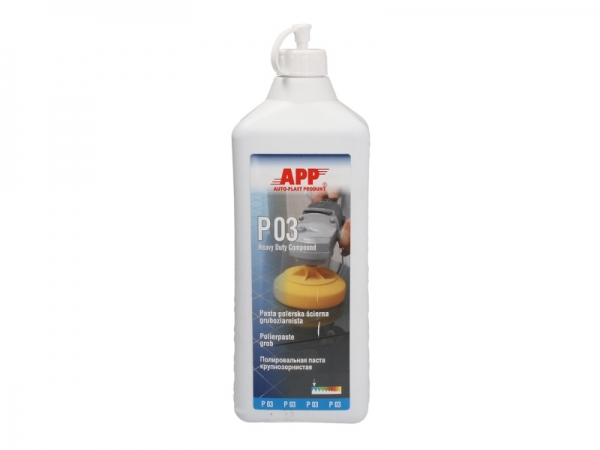 Pasta polish grosiera P03 1200g 0