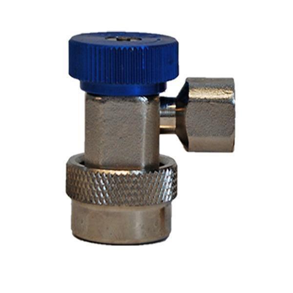 Cupla rapida albastra presiune joasa LP sistem climatizare freon R1234yf 1/2 inch 0