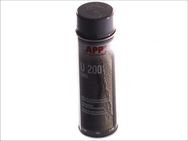 Spray Lac protector gri 500ml UBS auto 0