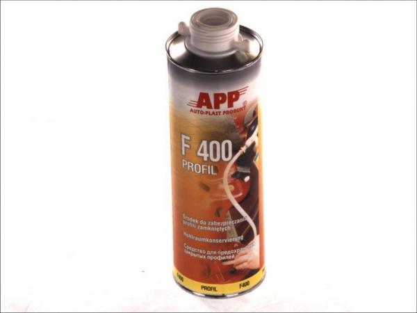 Spray impotriva coroziunii protectie profile F 400 [0]