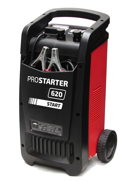 Redresor curent robot pornire Ideal Pro Starter 620P 12/24V 60-500A [0]