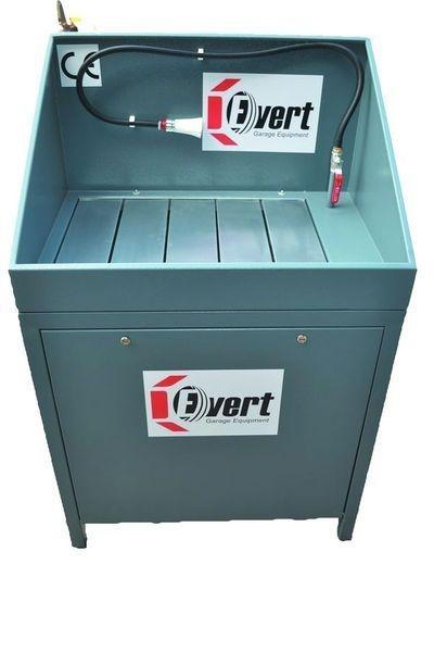 Banc masa spalare piese schimb 780x575mm 500kg pompa electrica 230V perie [0]