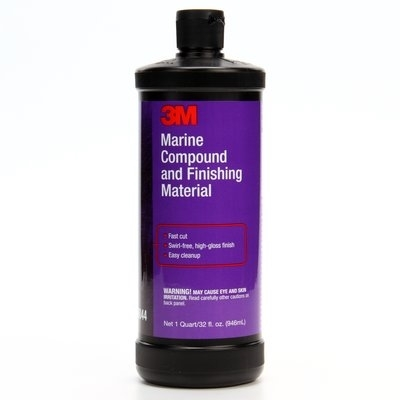 Material compozit si finisaj  Marine Imperial Compound and Finishing Material 3M 0