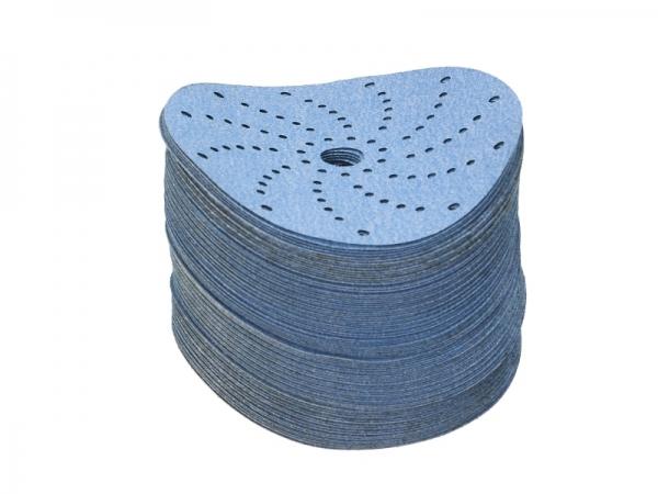 Disc abraziv Montana P80 albastru 100 bucati [0]