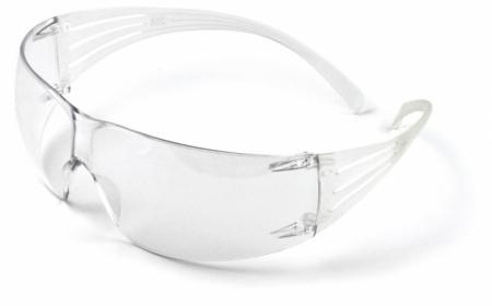 Ochelari protectie 3M lentile incolore flexibili [0]