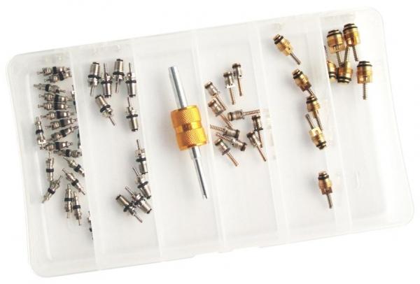Set 51 valve supape R134a sistem climatizare aer conditionat  0