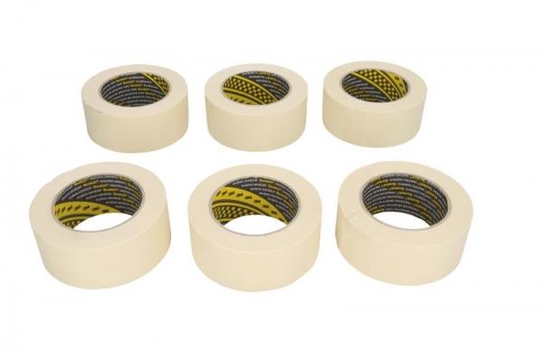 Banda adeziva mascare galben 48mm 50m 6 bucati 3M [0]