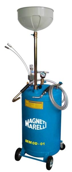 Recuperator ulei gravitationale si absorbtie 80 litri [0]