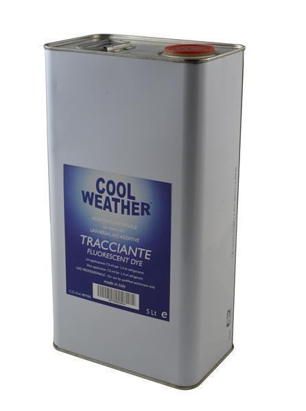 Solutie  contrast UV sistem climatizare aer conditionat Magneti Marelli 5 litri
