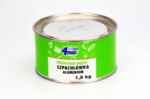Fuller aluminiu 1.8 kg cu intaritor 0