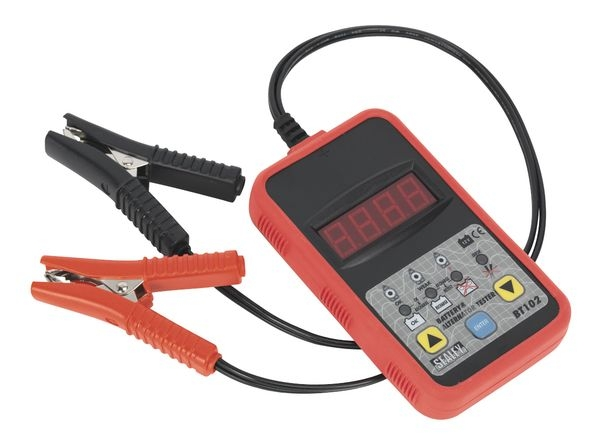 Tester baterie si alternator 12V Sealey 0