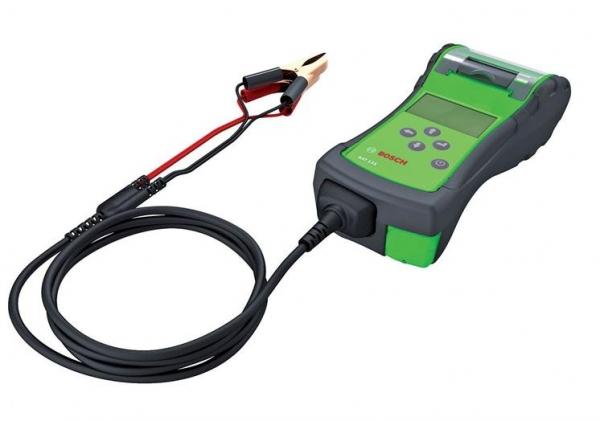 Tester baterie acumulator 6V 12V BAT 131 Bosch cu imprimanta [0]