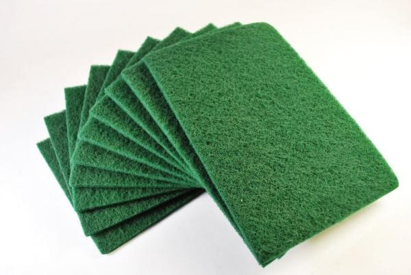 Coala abraziva 155 x 230 mm verde pachet 10 bucatiatai 0