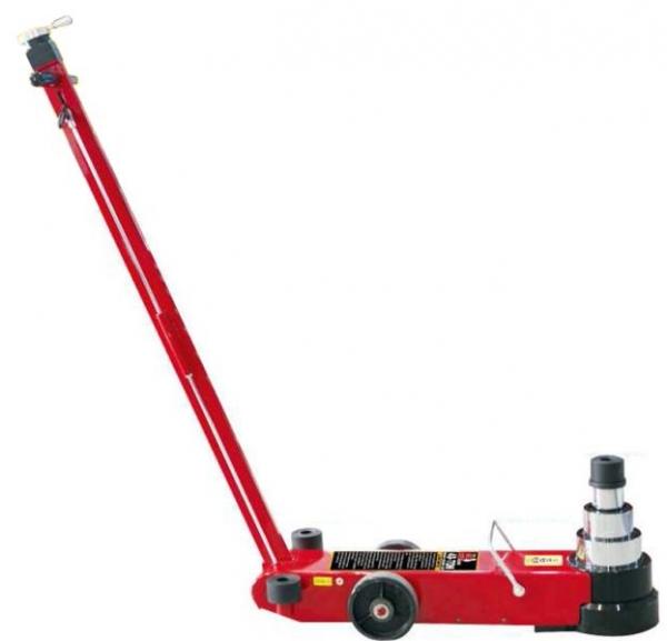 Cric cu actionare pneumatic-hidraulic 40T/20T/10T 425mm 0