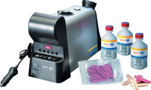 Dispozitiv curatare igienizare habitaclu auto Hella Evidis cu  24 bucati substanta  0
