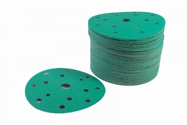 Disc Coala Hartie abraziva d150mm P360 100 bucati [0]
