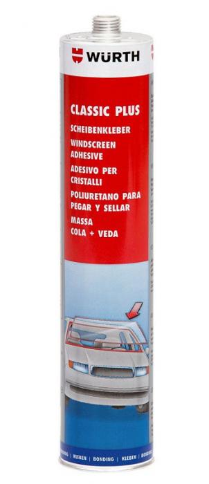 Adeziv parbriz CLASSIC PLUS 310 ml Wurth [0]