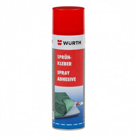 Adeziv spray  500 ml Wurth [0]