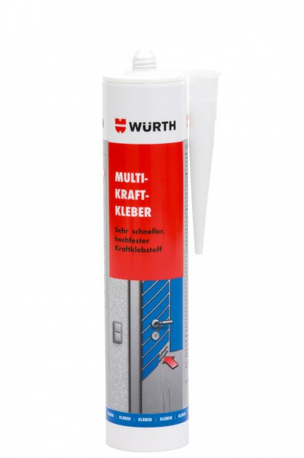 Adeziv universal foarte puternic 310 ml Wurth [0]
