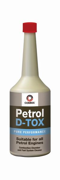 Aditiv benzina COMMA PETROL D-TOX 400ml [0]