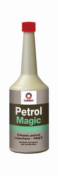 Aditiv benzina COMMA PETROL MAGIC 400ml [0]