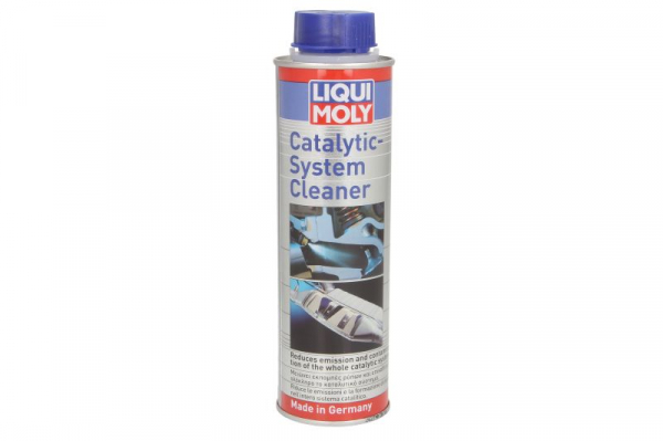 Aditiv benzina curatare convertor catalitic LIQUI MOLY 0,3L [0]