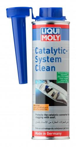 Aditiv benzina curatare sistem catalitic LIQUI MOLY 0,3l [0]