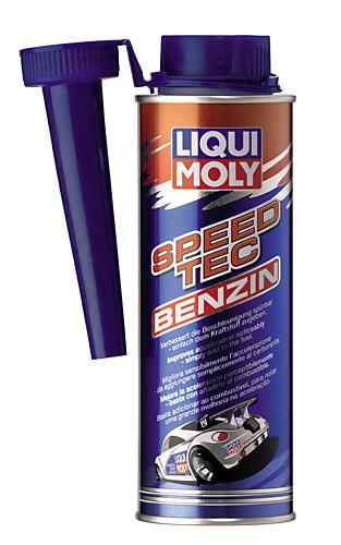Aditiv benzina LIQUI MOLY SPEED TEC 0,25l [0]