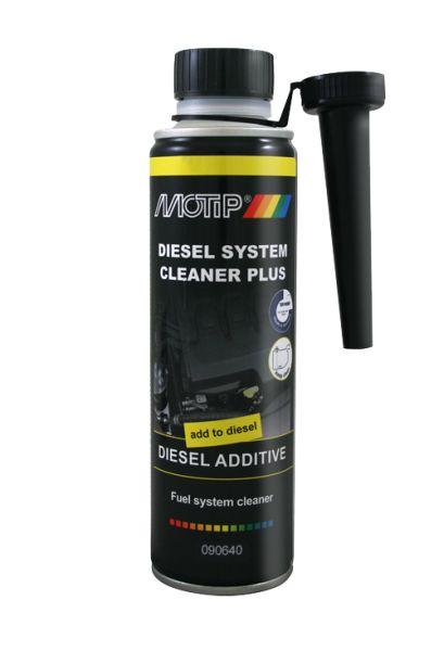 Aditiv diesel curatare sistem de alimentare MOTIP 0,3l [0]