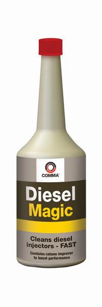 Aditiv diesel Diesel Magic (0,4L pentru reconditionare si protectie DPF filter) [0]
