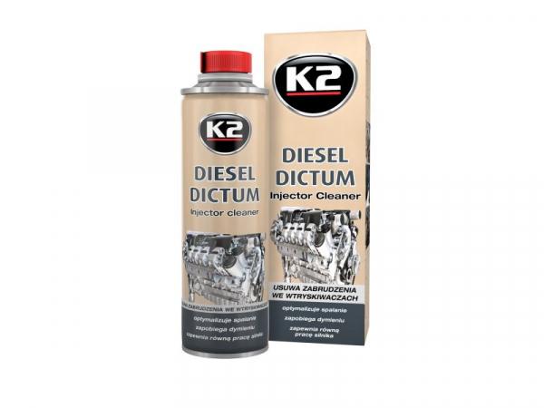 Aditiv diesel K2 DIESEL DICTUM 500ml [0]