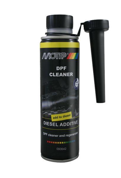 Aditiv diesel MOTIP DPF CLEANER 0,3L [0]