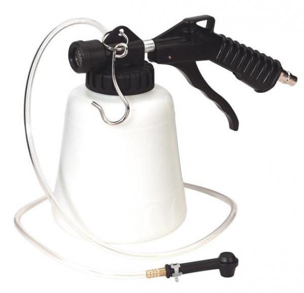 Aparat aerisit schimbat lichidul de frana sau ambreaje hidraulice rezervor 1L  Sealey 0