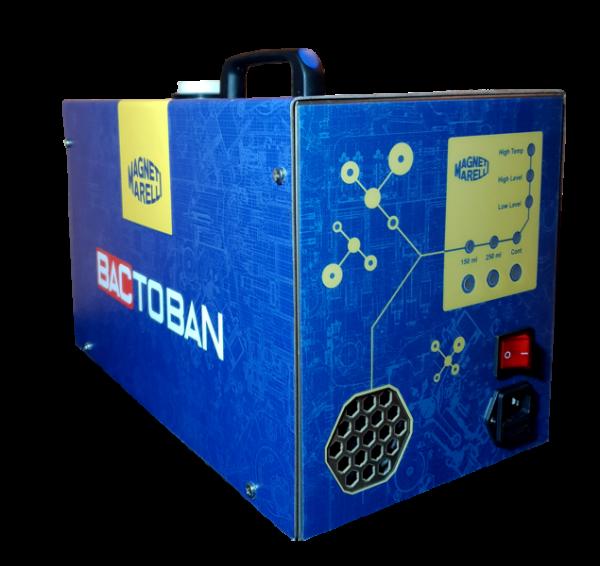Aparat curatare sistem climatizare aer conditionat auto MAGNETI MARELLI BACTOBAN 0