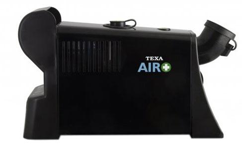 Aparat  ultrasunete dezinfectarea igienizarea sistemelor de aer conditionat Texa Air 3